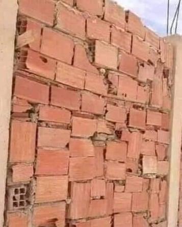 Mur en brique