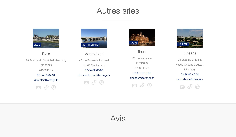 Multi-sites